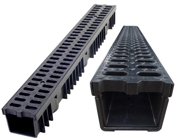 Odwodnienie liniowe 1,5 tony KORYTKO A15 1m Kanał Odpływ do garażu