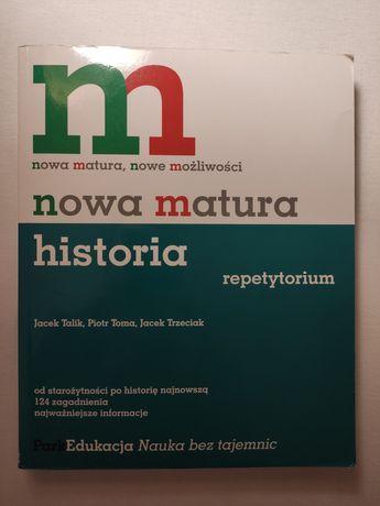 Nowa matura Historia repetytorium