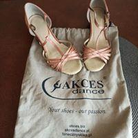 Sprzedam buty do tańca