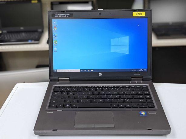 """HP ProBook 6465b 14""""/A4-3310MX/6GB/320Gb/HD6480G"""