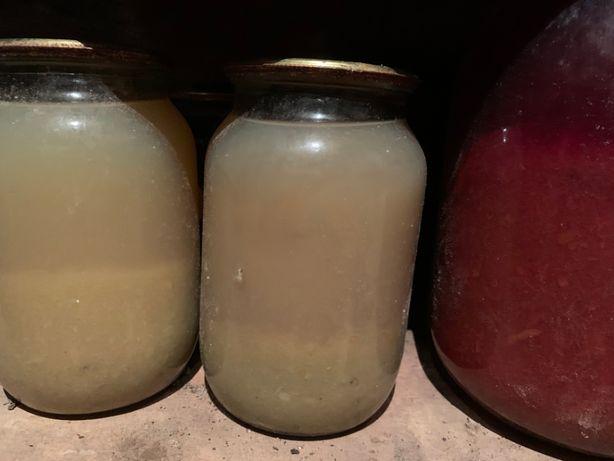 натуральный виноградный сок