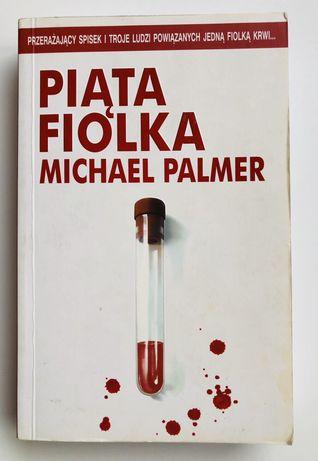 Piąta fiolka - Michael Parker