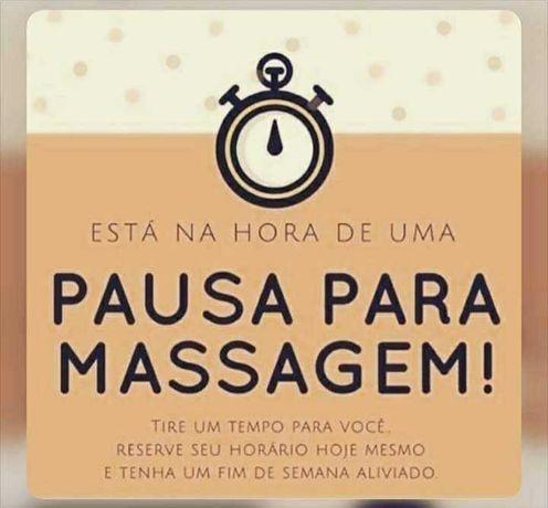 Massagem para o seu bem estar circunvalação Próximo à areosa