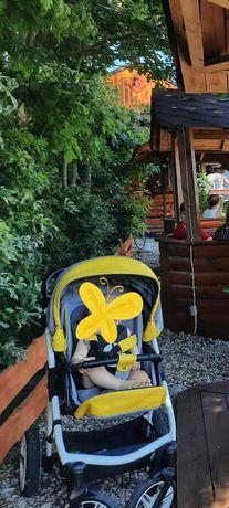 Wózek i dla chłopca i dziewczynki