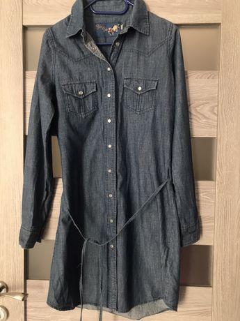 Sukienka jeansowa New Look