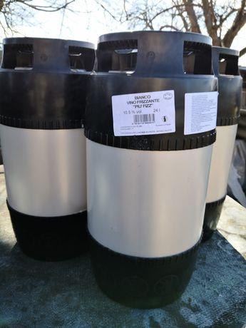 Пищевая емкость для вина и пива флеш. 24л.