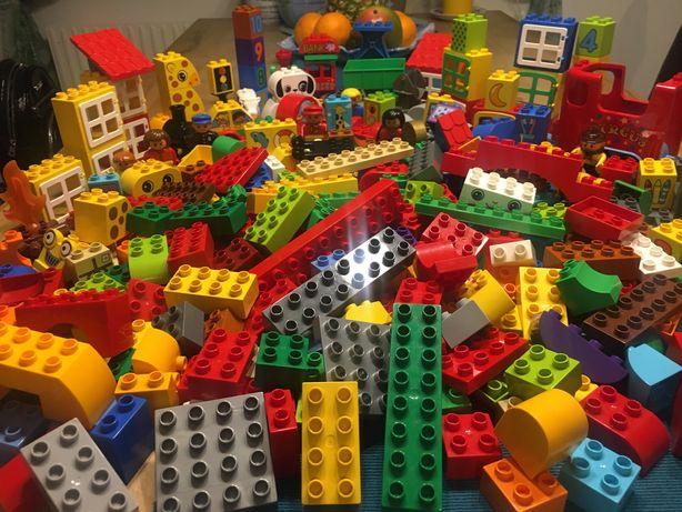 Zestaw Lego Duplo Różne Elementy