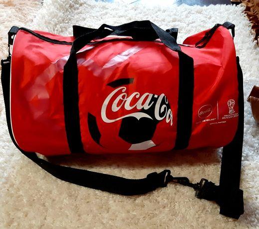 Спортивная сумка Coca Cola.