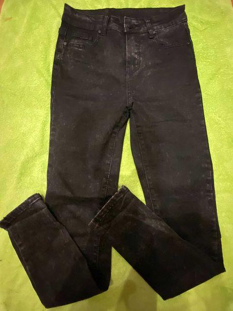 Стильные джинсы для девочки 13-15 лет 164 Идеальное состояние