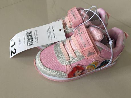 кроссовки новые George Disney 23 размер