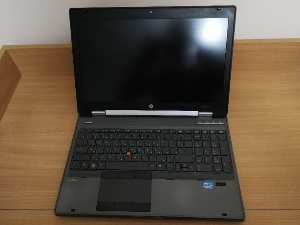 HP EliteBook HP 8570w графическая станция - игровой ноутбук