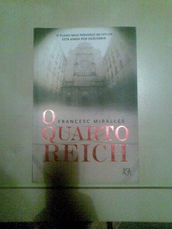 O Quarto Reich, de Francesc Miralles