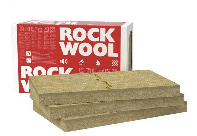 Wełna skalna fasadowa elewacyjna ROCKWOOL FRONTROCK 035 18cm PROMOCJA!