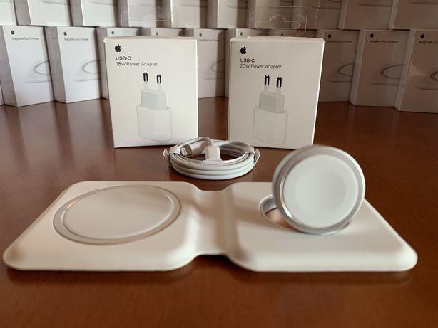 MagSafe Duo Charger [Carregamento simultâneo iPhone + Watch] Oferta20W