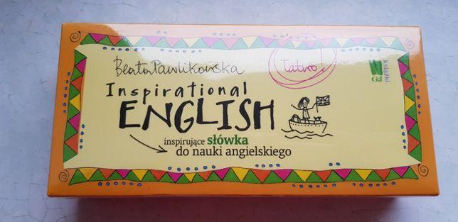 Inspirational English Beata Pawlikowska