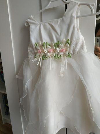 Sukienka wesele święta 2 latka 92