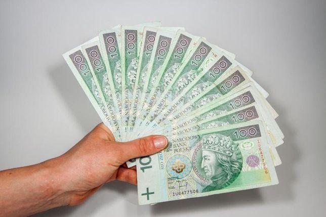 Pożyczki i kredyty prywatne, dla zadłużonych, duże kwoty do 100.000zł