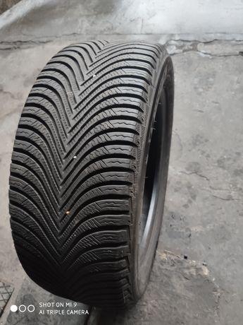 225/55r17 Michelin Alpin 5 ZP jedna sztuka runflat