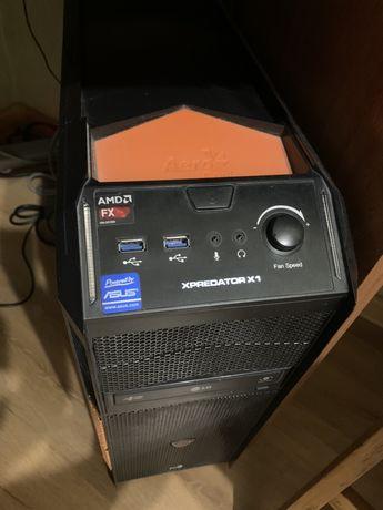 Игровой компьютер в отличном состоянии!amd,GeForce ssd!