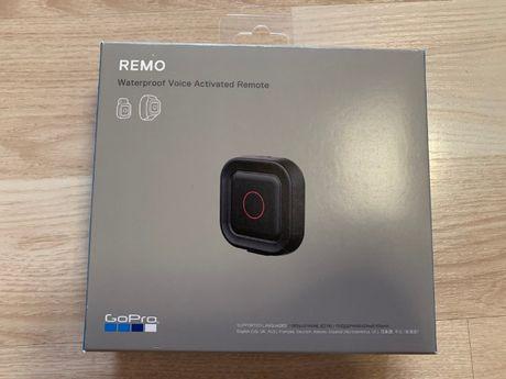 Nowy GoPro Remo pilot do GoPro HERO5/6/7/8 AASPR-001-RU