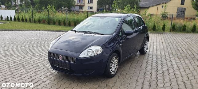 Fiat Grande Punto OKAZJA FIAT GRANDE PUNTO 2009 rok 1.4 benzyna stan bardzo dobry