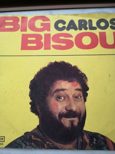 "Vinil ""Big Bisou"""