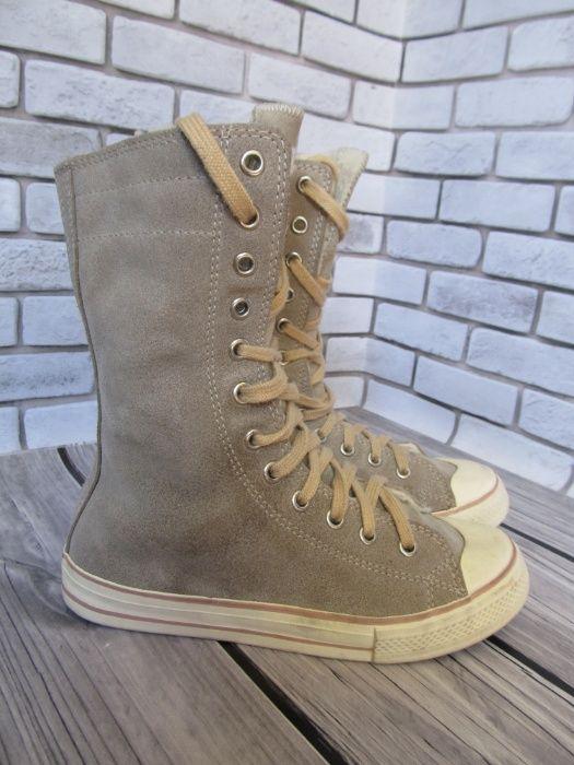 Замшевые ботинки Next, размер 33 Харьков - изображение 1