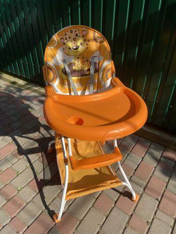 Детский стульчик для кормления Sigma-Line
