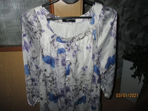bluzka w motyle marki Bm