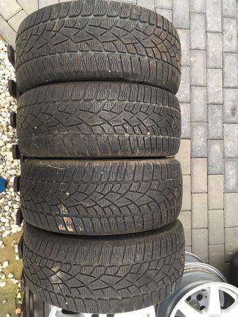"""Zimówki Dunlop 225/40/18"""" 5mm komplet"""