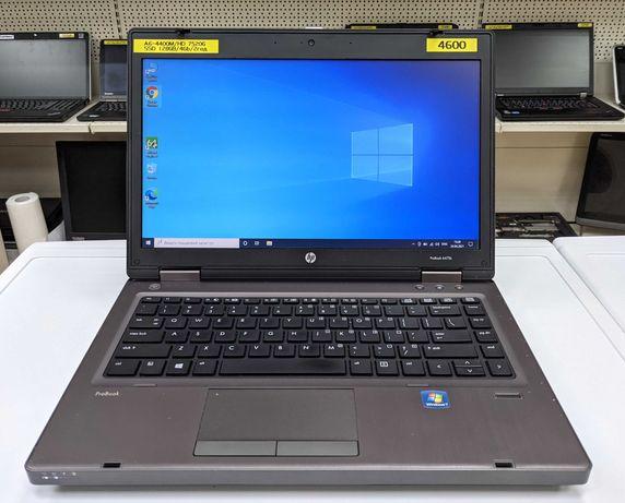"""HP ProBook 6475b 14""""/A6-4400M/4GB/SSD 128Gb/HD7520G"""