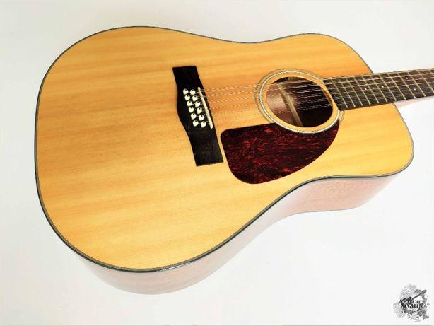 Двенадцатиструнная Fender CD-160 SE-12 string '2016 NT гитара