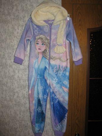 Слип Disney Frozen 98-104 см.