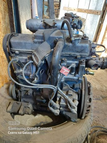 Двигатель ваз 2111  1.6  8клапанный