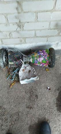Продажа обмен гироскутер на запчасти