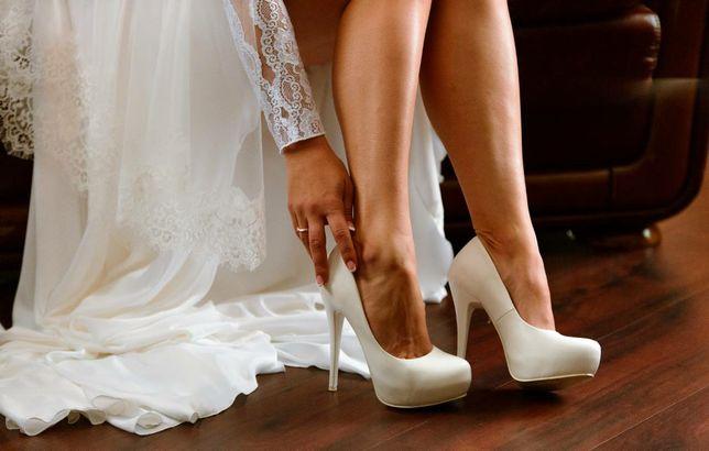 Свадебные туфли, размер 36