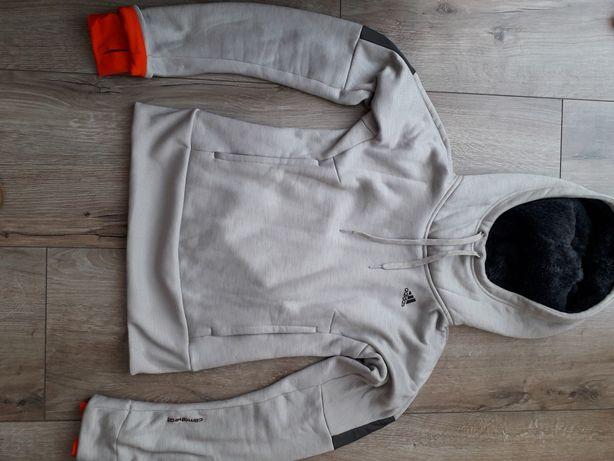 Худи Adidas с капюшоном