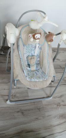 Hustawka + leżaczek baby mix bujak