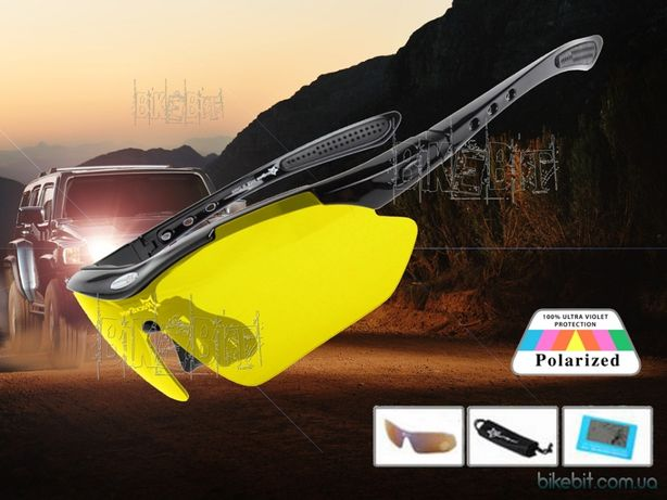 Для водителей RockBros Original Polarized очки поляризованные Антифара