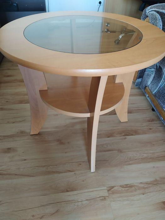 Stolik z szklanym blatem Dąbrówka Górna - image 1