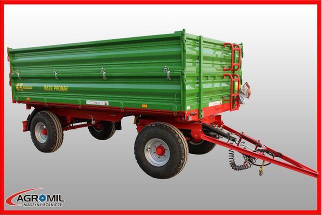 Przyczepa dwuosiowa T653/2 6 ton Pronar przyczepy RABATY