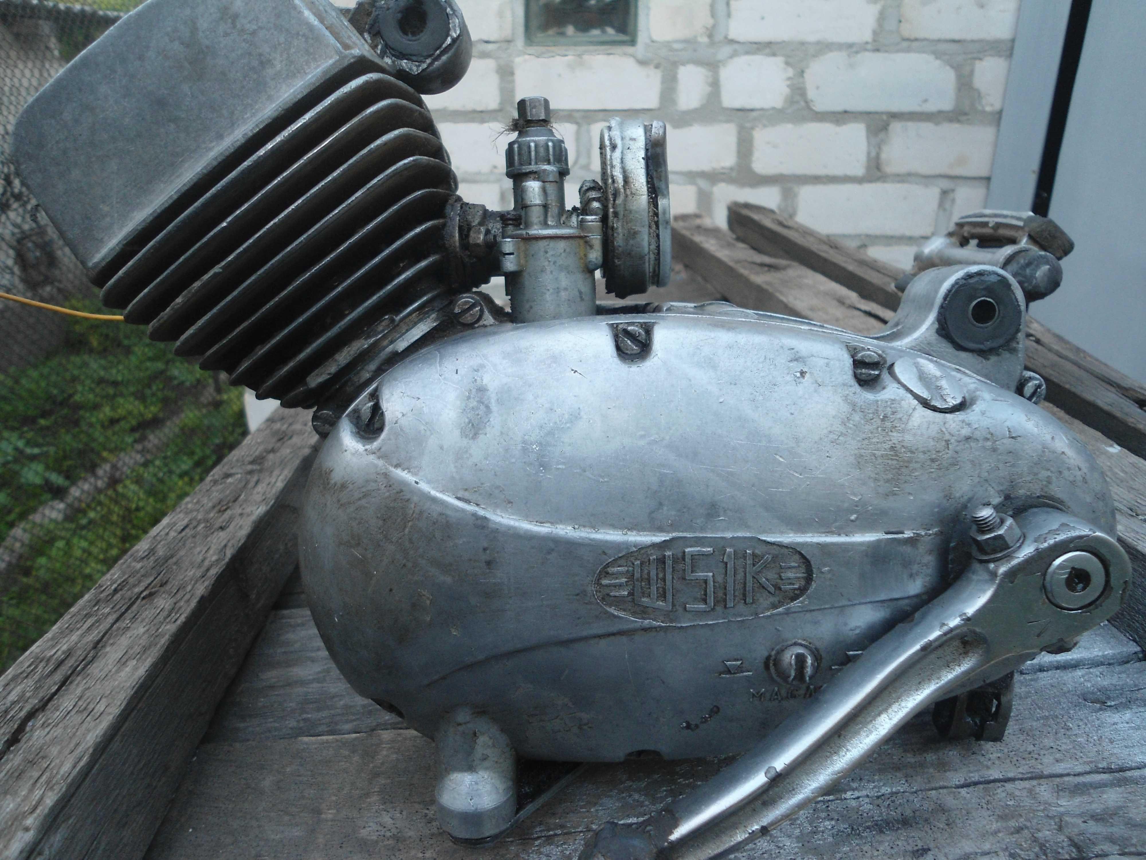 Двигатель Ш 51 К