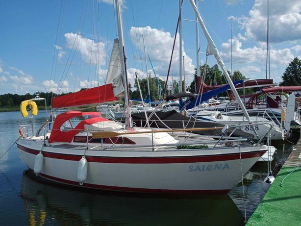 Jacht żaglowy O'day25 dł.7,5m