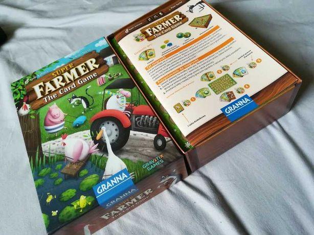 Gra karciana super farmer granna card game