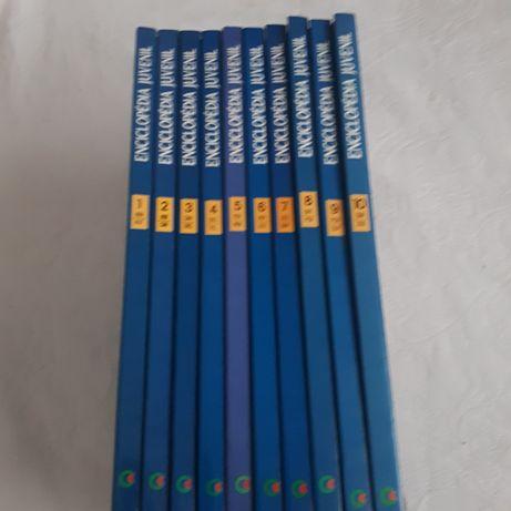 Enciclopédia juvenil (completa)