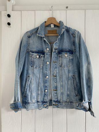 H&M jeansowa kurtka S / EU 36