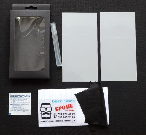 Комплект БРОНЕ плівок Samsung Galaxy S8 S8 PLUS защитная пленка плівка