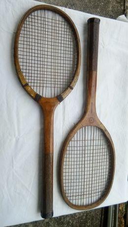 Rakiety do tenisa kolekcjonerskie
