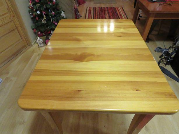 Stół sosnowy rozsuwany