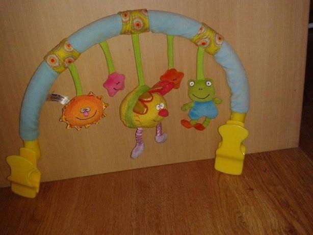 Arco carrinho criança